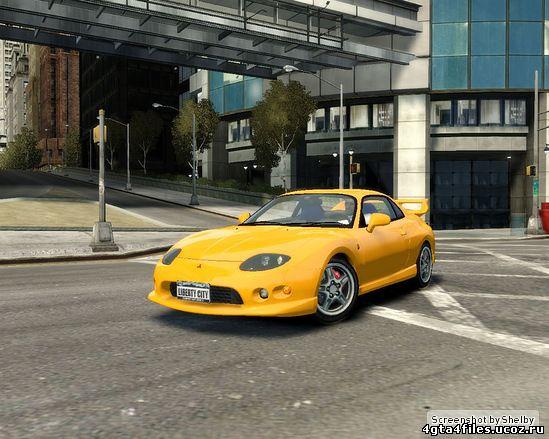"""GTA 4 """"Mitsubishi FTO"""""""