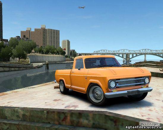 "GTA 4 ""Chevrolet C10 '1974 BRP"""