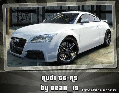 """GTA 4 """"Audi TT-RS `2010 """""""