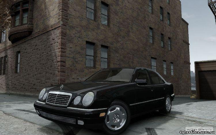 "GTA 4 ""Mercedes Benz E280 w210 v.2.0"""
