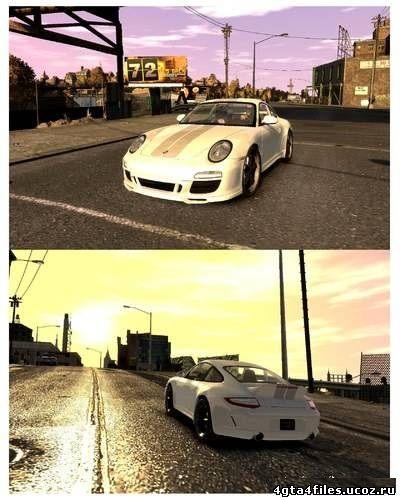 "GTA 4 ""Porsche 911 Sport Classic 2010"""