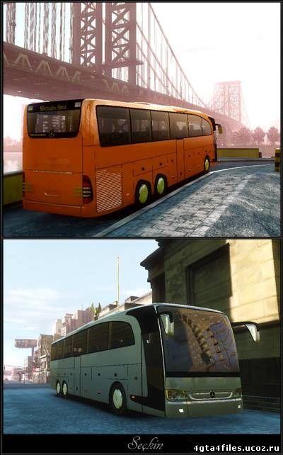 """GTA 4 """"Mercedes-Benz Travego"""""""