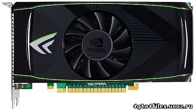 NVIDIA официально представила GeForce GTS 450