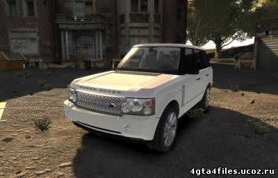 "GTA 4 ""Range Rover Supercharged '2008"""