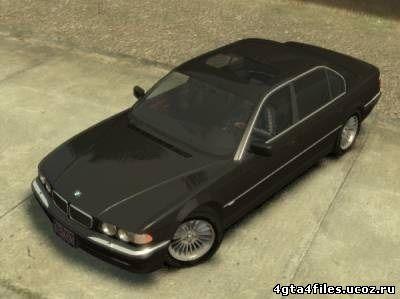 """GTA 4 """"BMW 750iL (E38) v.3.0"""""""